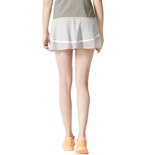adidas Stella McCartney Womens Tennis Skort Grey