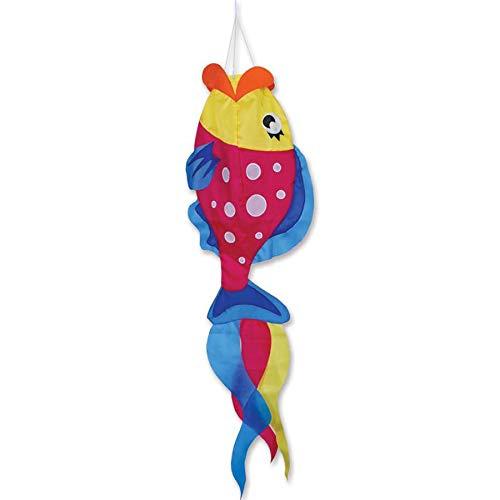 Premier Kites Parrot Fish Windsock ()