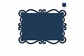 Villa d'Este Home Tivoli Dorian Set 6 Tovaglietta, Rettangolare, Verde, unità Galileo SpA 2421057