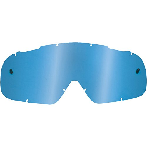 (Fox Racing Mens 2016 Main Lenses for Roll Off System Off-Road Motorcycle Eyewear Accessories - Blue Raised/No Size)