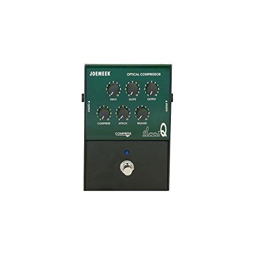 Joemeek Compressor - Joemeek FloorQ Guitar Compression Effect Pedal