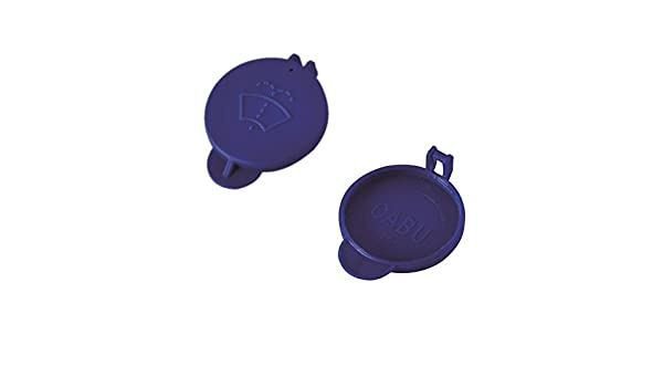 Tapa del depósito de limpiaparabrisas color azul, 5S6117632AB: Amazon.es: Coche y moto