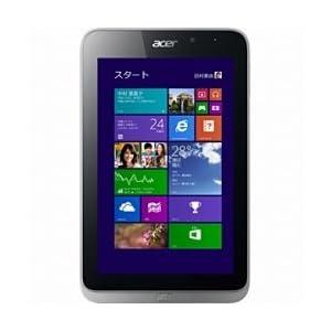 8型タブレット Acer ICONIA W4-820/FP W4-820/FP Windows 8.1搭載