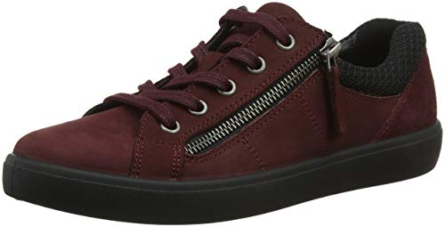 Maroon Trainers Women's Chase Hotter 136 Red YHxFI