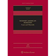 Modern American Remedies: Cases and Materials (Aspen Casebook Series)