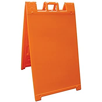 Amazon Com Signicade Portable Sign Stand Outdoor