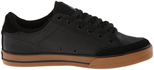 C1RCA Lopez 50–Maletín low-top entrenadores, color negro, talla 44 EU M