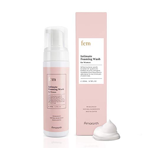 fem pH Balance Intimate Wash for Women, Feminine Wash for Sensitive Skin, Gentle Cleanser for Daily Use, Helps Eliminate…