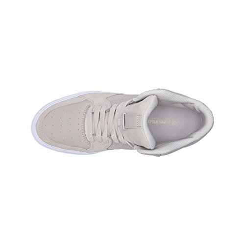Alte Adulto 3000 Grey Light Off Sneaker Grey White Vaider Supra Unisex qXt74F4x