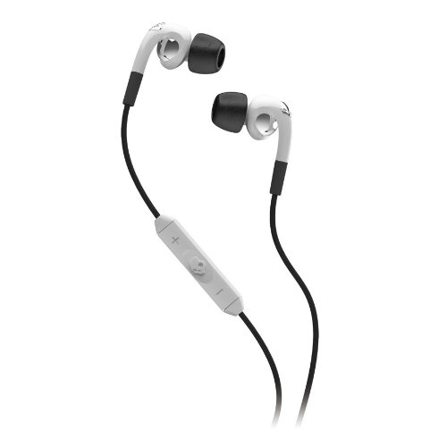 Skullcandy The Fix White Chrome product image