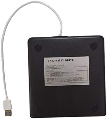 DVDドライブ レコーダー光学式プレイヤー-UpタイプC軽量DVDドライブ多目的USB外付けポータブルユニバーサル YYFJP