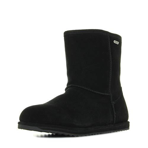 Australia Lo Bumby Stivali Emu Teens Black T10773black xf4AwwqB0