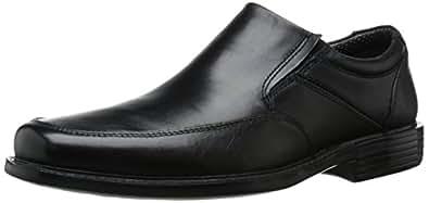 Dockers Men's Park Slip-On Loafer, Black, 7 M US