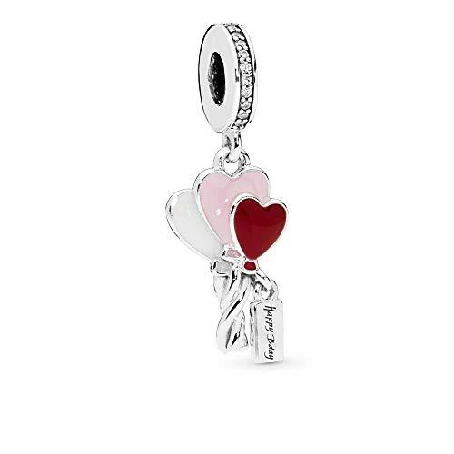 (PANDORA Heart Balloons 925 Sterling Silver Charm - 798076CZ)