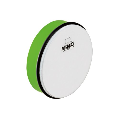 Nino Percussion NINO45GG ABS Handtrommel 20,3 cm (8 Zoll) grasgrün