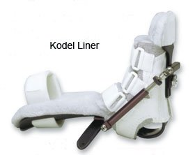 Alimed Multi Podus Phase II System, Kodel Liner, Pediatric by Alimed