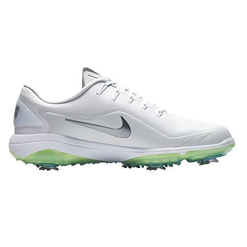 52635fef4 Nike React Vapor 2 Golf Shoe White Medium Grey-White-Pure Platinum - 7