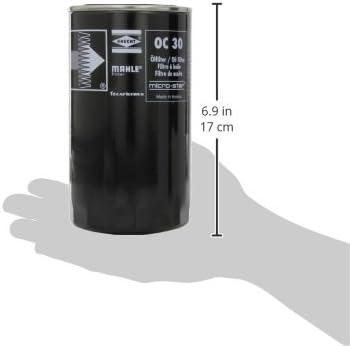Mahle Knecht Oc 30 Öllfilter Auto