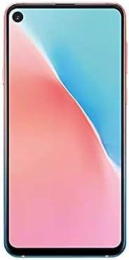 SAMSUNG Smartphone Galaxy A8s Desbloqueado - 128GB - Color Rosa Azul