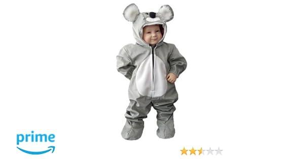J42 Tamaño 1-2A (86-92cm) traje de koala para los bebés y los ...