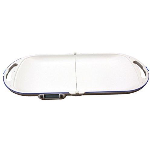 Health O Meter 8320KL Portable Digital Scale, 33 lb. Capacity, 23-1/2