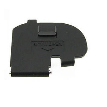 Pixco Battery Door Cover Lid Cap Chamber Replacement or Spare Part for Canon EOS 20D 30D Digital Camera Repair Accessories ()