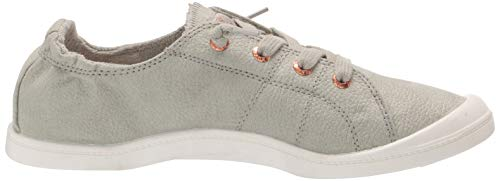 Roxy Women's Bayshore Slip on Shoe Sneaker, Sage 20, 5.5 M US