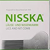 NISSKA Lice and Nit Removal Comb