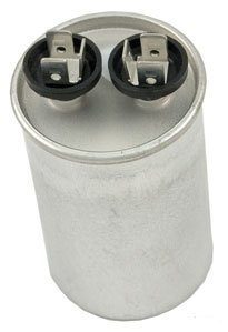 Motor Run Capacitor Round 30 uf MFD 370 Volt VAC 12717 (Original Version) ()
