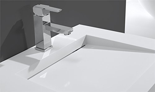Modern Stone Resin / Solid Surface Sink (MG1330) by EuruTub