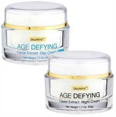 (Lawrens Age Defying caviar extract day and night twin pack)