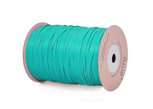 ISPIE Rayon Raffia Crochet Yarn 1/4