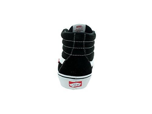 Shoes Vans Sk8 Hi Pro Black/White/Gum