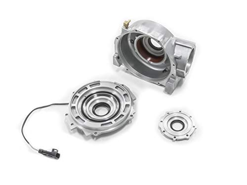 SuperATV Heavy Duty Cast Aluminum Front Differential Gear Case HOUSING ONLY for Polaris RZR/Ranger/General (SEE FITMENT) - 57% Stronger Than Stock! - Housing ONLY, Does NOT Include Internals