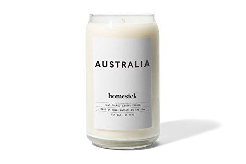 Homesick Scented Candle, Australia