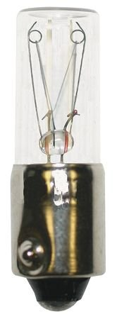 Miniature Lamp, 120MB-1, T2 1/2, 120V ()