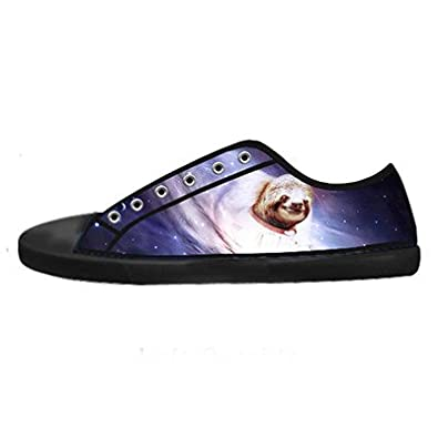 defd5a83ec7c6 Amazon.com | Daniel Turnai Fan Custom Men's Fashion DIY Image Sloth ...