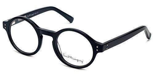 Ernest Hemingway Eyeglass Collection 4616 in Black ; Demo Lens