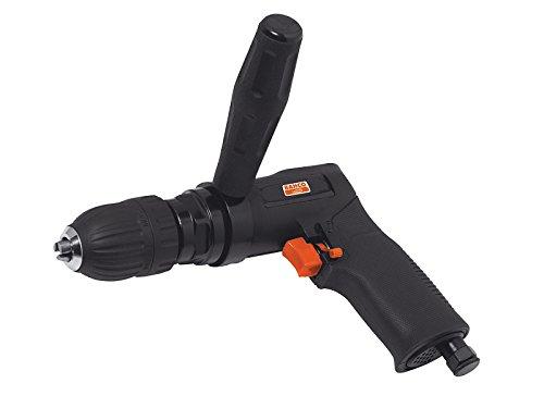 Bahco BP825 Reversible Drill, 0 V, Black/Orange Toolbank