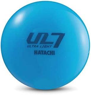ハタチ(HATACHI) グラウンドゴルフボール ウルトラライト7ボール BH3411