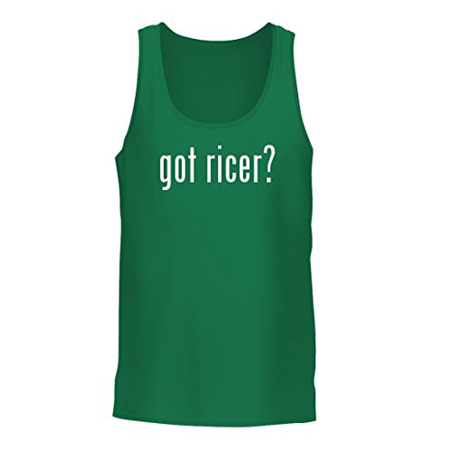 got ricer? - A Nice Men's Tank Top, Green, Large Cuisipro Stainless Steel Potato Ricer