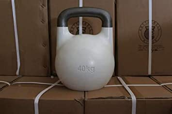 Kettlebell Kings Competition Kettlebell Weights Kettlebell Sets for Women Men Designed for Comfort in High Repetition Workouts Superior Balance for Better Workouts