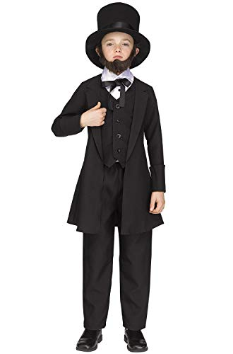 Fun World Big Boy's Abe Lincoln American President, used for sale  Delivered anywhere in USA