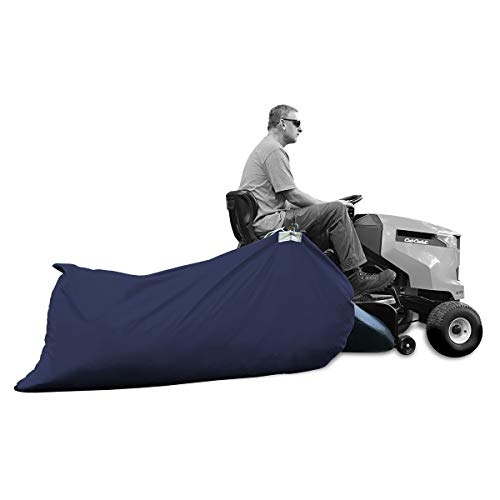Lawn Tractor Leaf Bag - 90 gal. Bag with Chute Kit for Cub Cadet XT1 LT42, XT1 LT46, XT2 LX42, XT2 LX46 Lawn Tractors [LTLB95003]