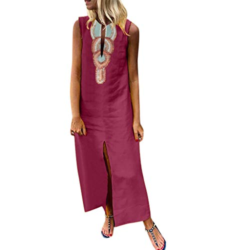 newest collection e7b66 d183e chic Sommerkleider Damen Langes Kleider Große Größen,Frauen ...