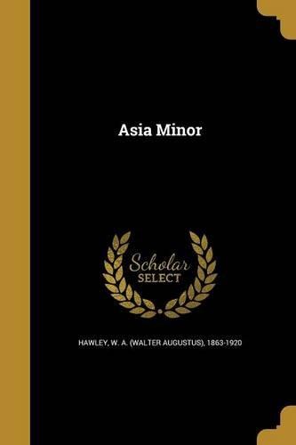 Asia Minor ebook
