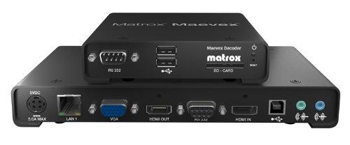 Matrox Maevex Encoder/Decoder Bundle MVX-ED5150F