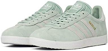adidas Gazelle Shoes for Women, Light Green - CQ2189: Buy Online ...
