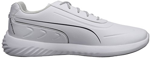 Puma Men's BMW Ms Speed Cat Synth Sneaker Puma White-puma White-team Blue outlet collections best cheap online tumblr cheap price visa payment cheap online XRDqbmPC1