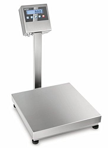 Robusta balanza de plataforma de acero inoxidable con autorización ATEX (ATEX) [Kern OEX